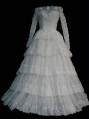 All Vintage Bridal Wedding Gowns And Dresses