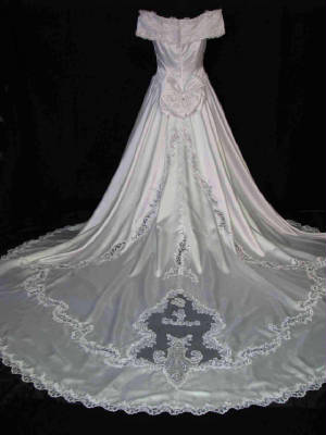 Wedding bridal gown back with train57-189gownb.jpg