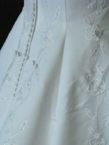 Lower back detail bridal wedding gown #22-146.jpg