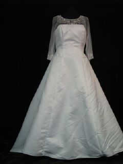 St Tropez bridal wedding gown front 42gownf.jpg