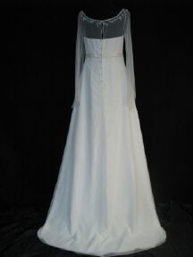 Casual bridal wedding gown back 45gownb.jpg