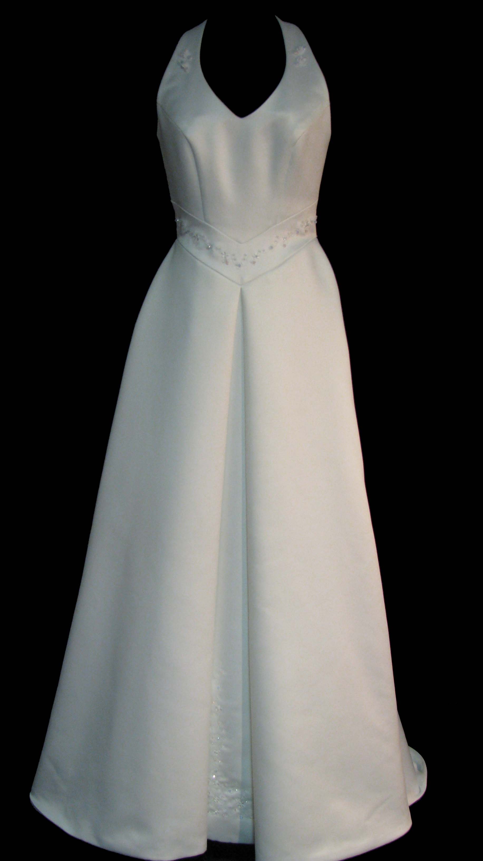 52-168frontf.jpg Madison Collection Gown 2052-168