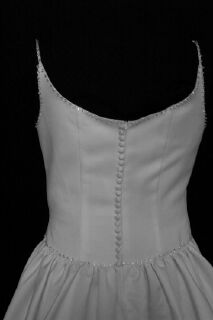 wedding bridal gowns back bodice #121bkcu.jpg